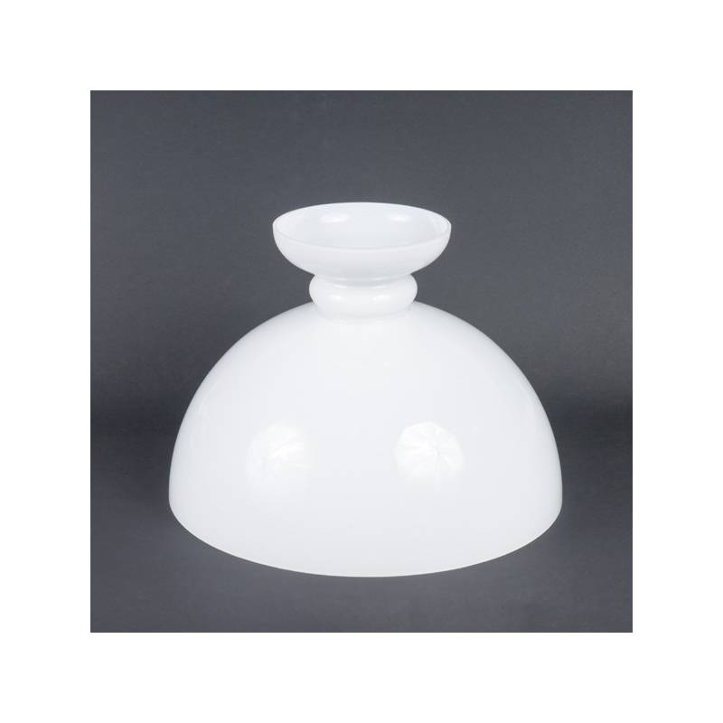 Opal oil lampshade 282B - Alladin - mounting 345 mm