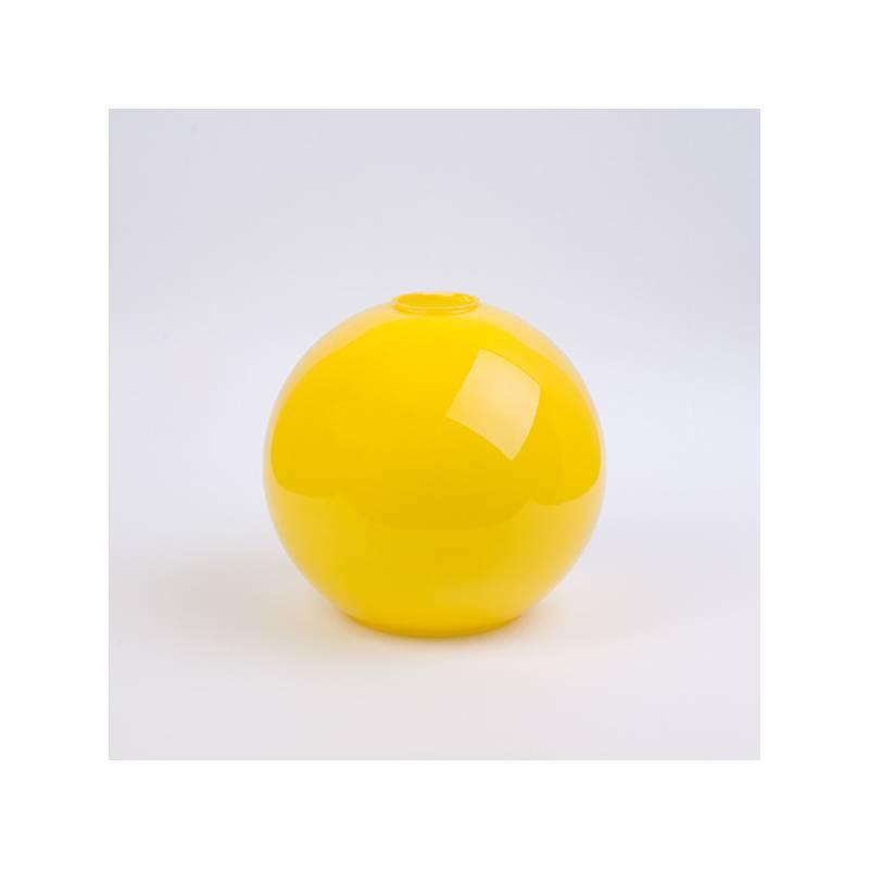 Klosz 4053 opalowy malowany farbą - śr. 200/42 mm