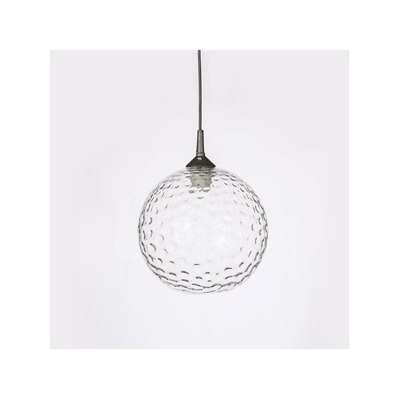 "Cristal glass lampshade 4054 ""OPTYK"" - d. 250/42 mm"