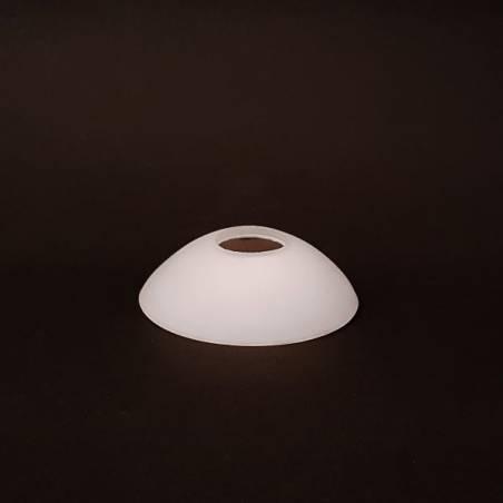 Opal matte lampshade 0183X - d. 103/33 mm