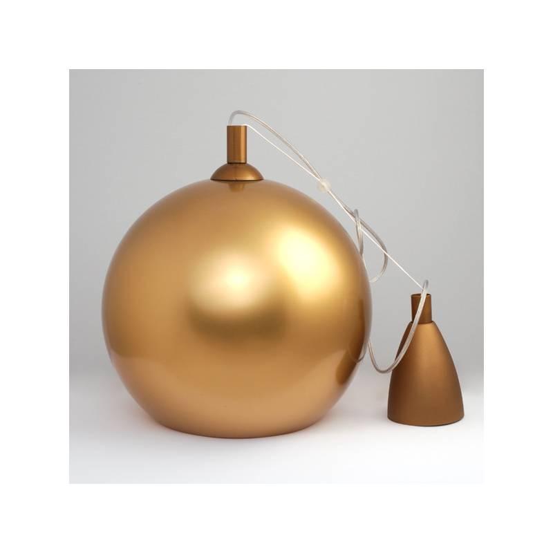 Lampa 4067 opalowa/jasna malowana farbą - śr. 350/45 mm