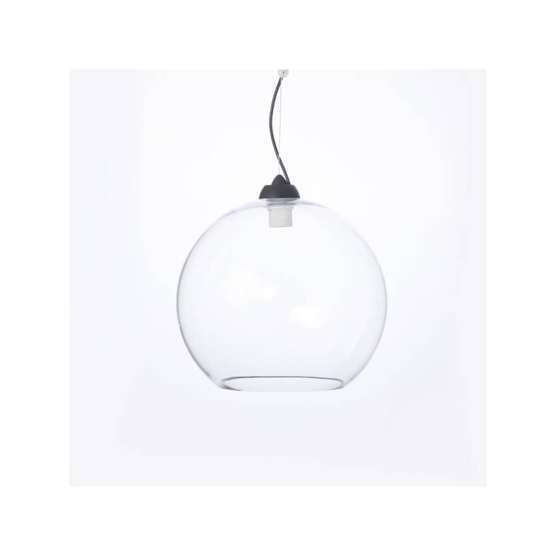 Cristalglass lampshade 4067 - d. 350/45 mm