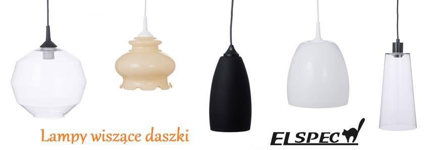 Lampy wiszące daszki